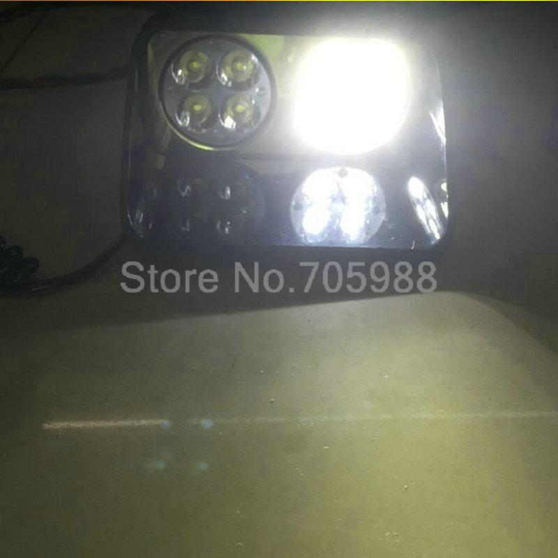 8 світлодіодних світлодіодних - Автомобільні фари - фото 5