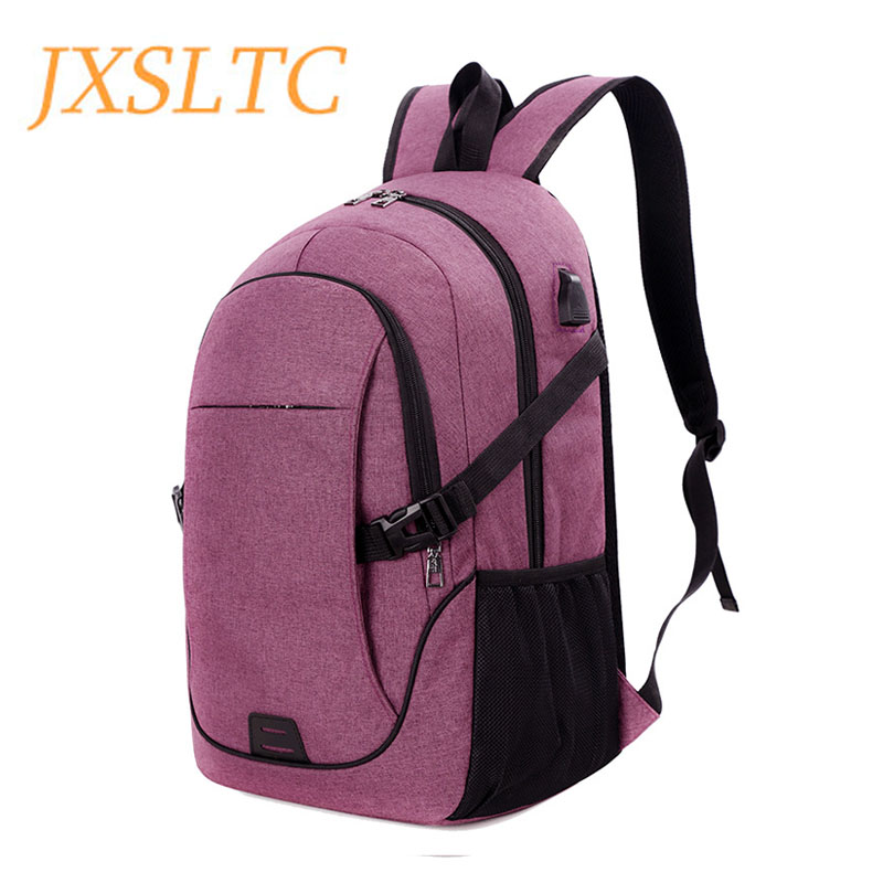 USB Charge Anti Theft Backpack Men Women Travel Security Waterproof School Bags Mochila  ...