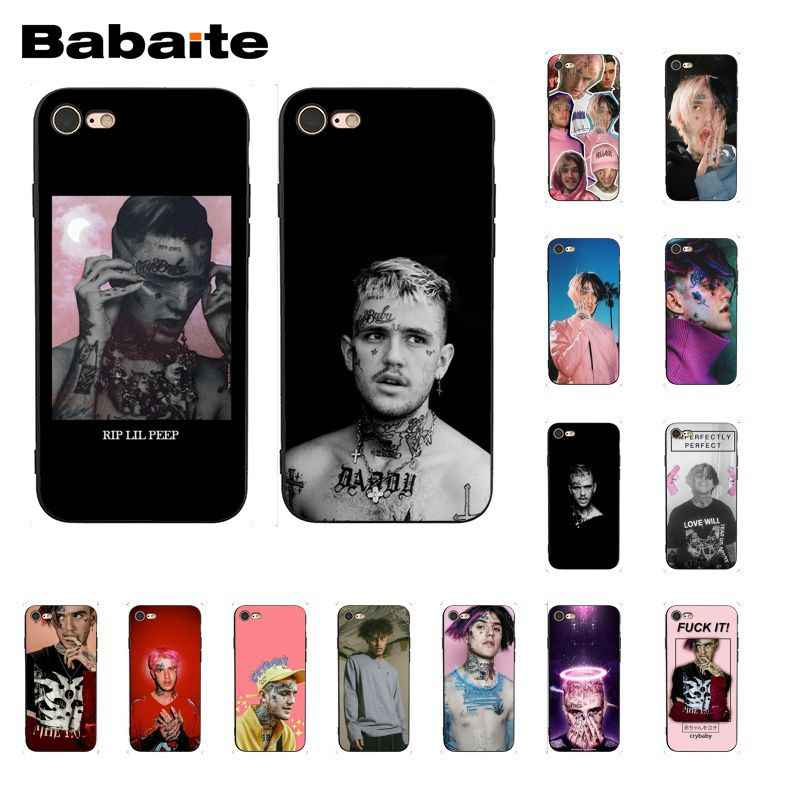 Babaite Lil Peep Lil Bo Peep Phone Case For Iphone 11 Pro 11pro