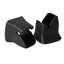 цена на 1 Pair Car Baby Seat ISOFIX Latch Belt Connector Guide Groove