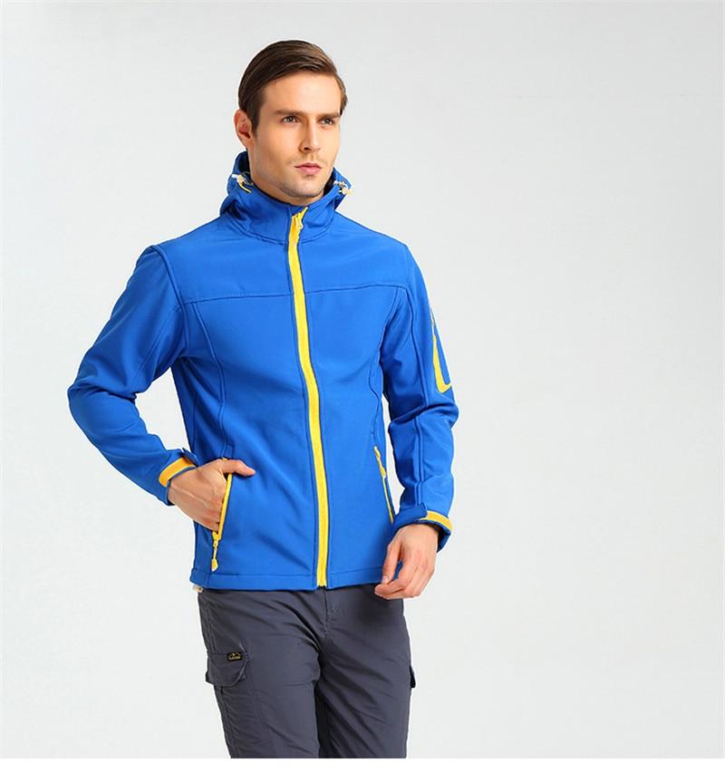 Waterproof Sport Polyester Jacket 2