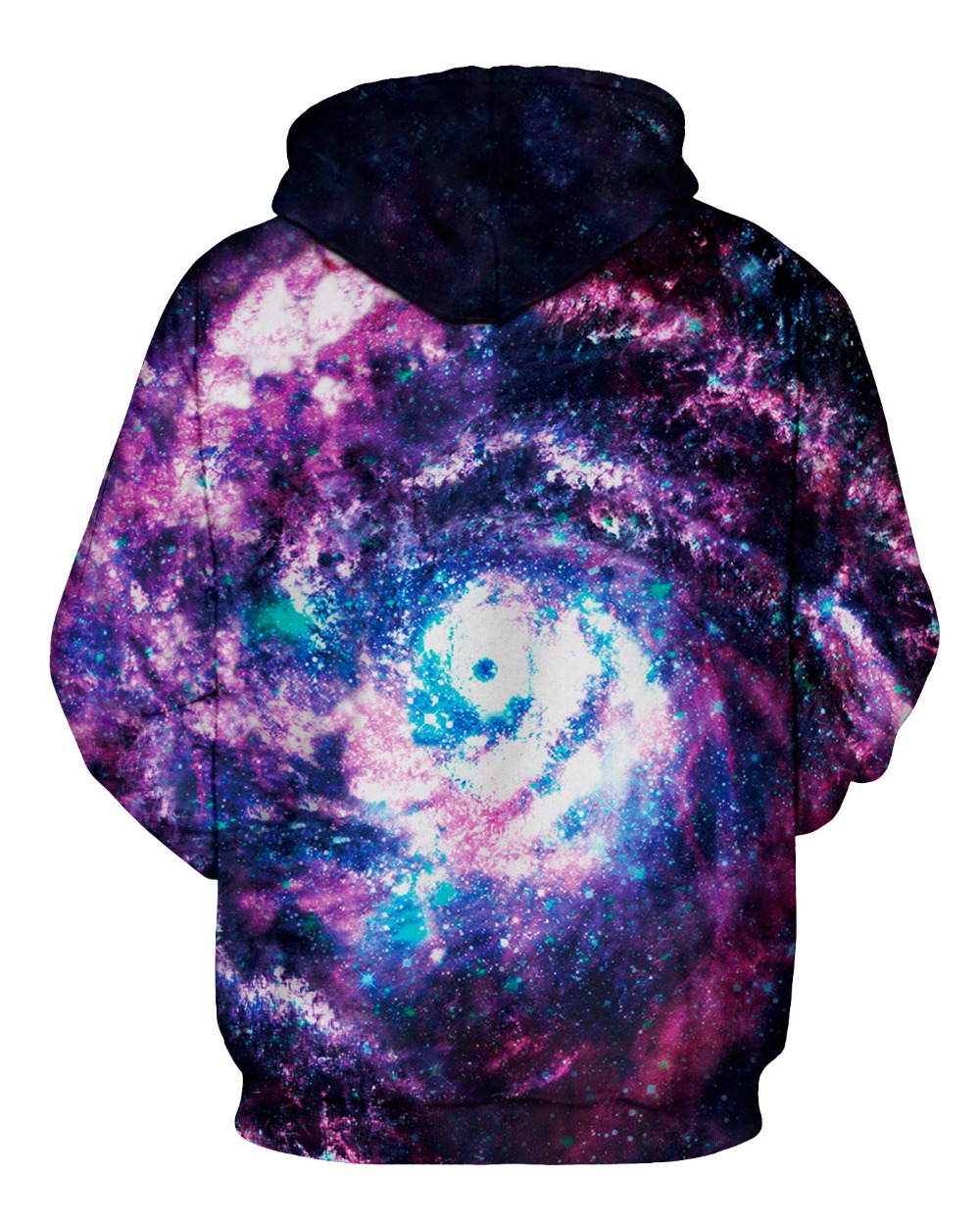 Mr.1991INC Space Star Sky Digital Print 3D Hoodies Sweatshirts Men Hooded Sweatshirt Europe America Hot Pullovers S-3XL M037