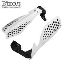BJMOTO универсальные мотоциклетные щитки для рук щетка для рук Защита для мотокросса ATV Dirt Bike Off Road с 22 мм руль