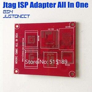 Image 5 - Najnowsza aktualizacja MOORC JTAG ISP Adapter wszystko w 1 dla RIFF łatwe JTAG PRO JTAG MEDUSA EMMC E MATE BOX ATF BOX