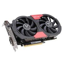 Colorful GeForce GTX iGame 1050Ti GPU 4GB 128bit 14nm 7000MHZ Gaming GDDR5 PCI-E X16 3.0 Video Graphics Cards DVI+HDMI+DP 3 Port