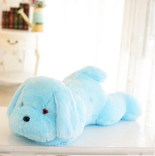 В продаже 1 шт. 50 cmCreative симпатичная собака фаршированные и плюшевые игрушки лучшие подарки для детей и друзья