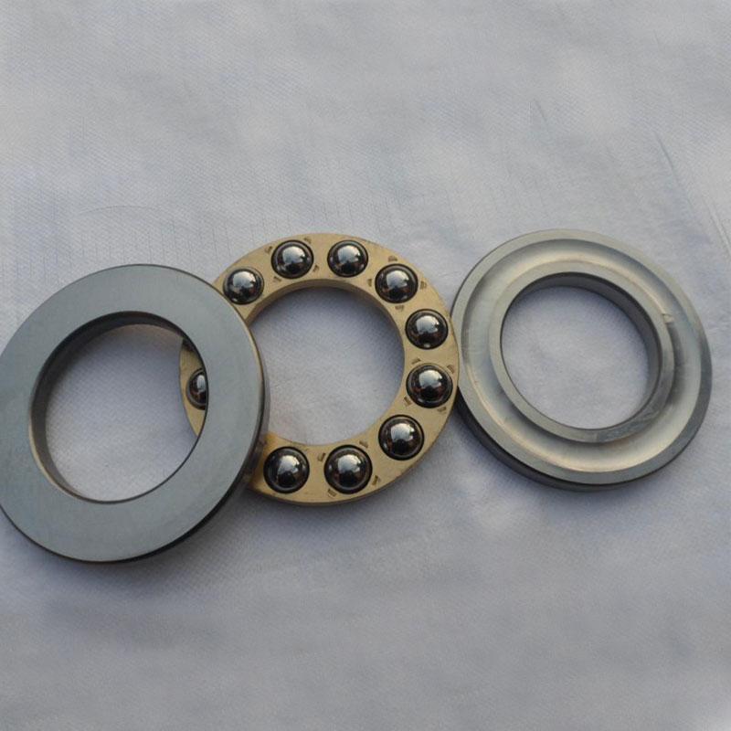 1 Piece Flat thrust ball bearing 51420M 51420 pressure bearing 8420M 8420 size: 100X210X85MM zokol bearing 51312 thrust ball bearing 8312 160 200 31mm
