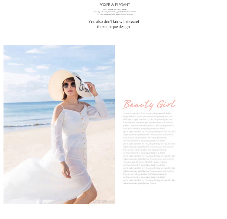 Happy Songs 2 Andy Tang Yixi Liu Tao Strapless Shoulder Fairies Dresses Korean Casual Big Swing Dress For Girls Summer