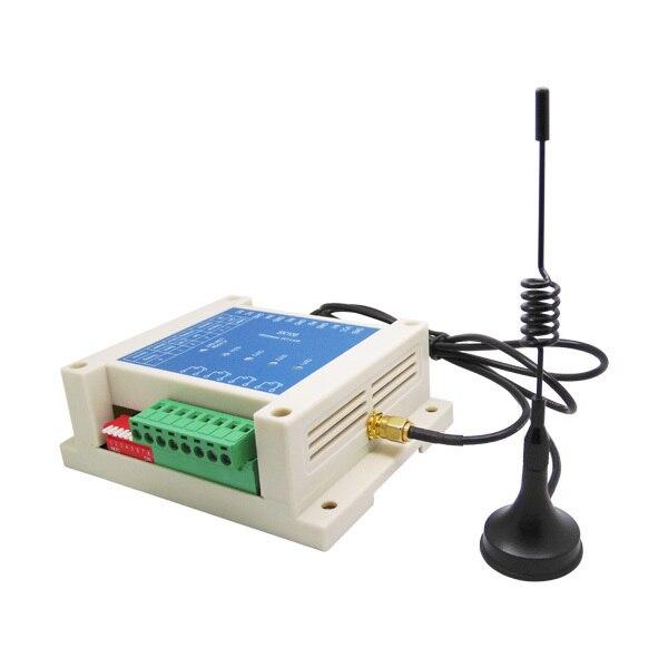 2 יח'\חבילה למרחקים ארוכים 2 מיילים 4 ערוצים 433 MHz SK108 החלף רדיו עבור מערכת בקרת השקיה חכם