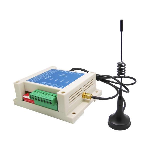 2 pz/lotto Long distance 2 km 4 canali 433 MHz Radio Control SK108 per una Crescita Intelligente Sistema di Controllo Irrigazione