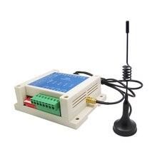 Interruptor de Control de Radio para sistema de riego inteligente, 2 unids/lote, SK108, larga distancia, 2 millas, 4 canales, 433MHz