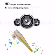 10PCS qijiagu New Arrival Wireless Stereo Bass Bluetooth Sports earhook earphone Hook music phone Headsets