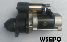OEM Quality! Electric Start Motor 11T. 4.2KW fits for Weichai K4100D/4102D Water Cooled Diesel Engine,30KW Generator Parts