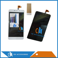 1PC Lot Black White Color For UMI Super LCD Display Touch Digitizer Screen Assembly With Tools