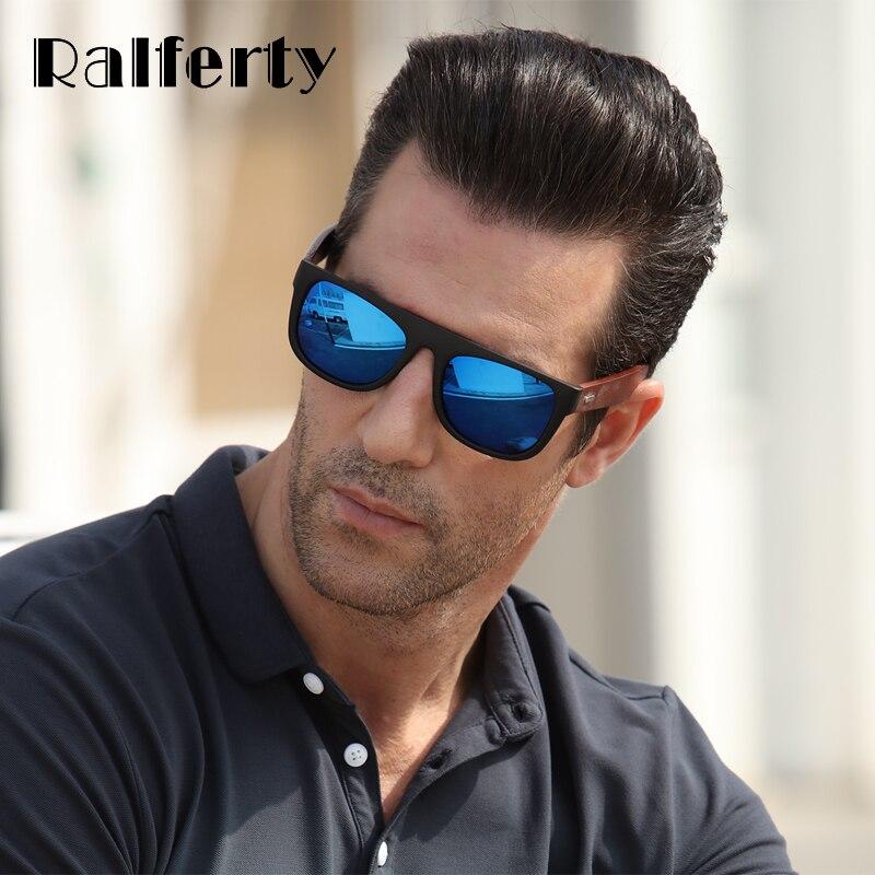 9612e86f21 Ralferty Walnut Wood Sunglasses Men Women Brand Coating Mirror Sun Glasses  UV400 Male Wooden Sunglass Shades Oculos 1531-in Sunglasses from Apparel ...