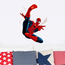 3D Effect Spider Man Wall Stickers
