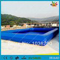 Бесплатная доставка бассейн надувной бассейн с бесплатным CE/UL воздуходувки и комплект для ремонта