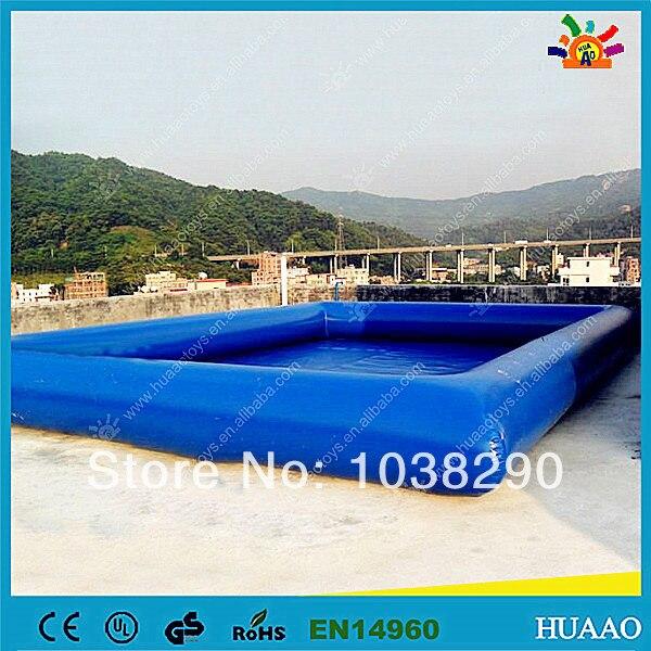 Бесплатная доставка плавательный бассейн надувной бассейн с бесплатным CE/UL воздуходувка и ремонтный комплект