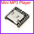 2 pçs/lote Mini MP3 Player Módulo Para Arduino Open Source