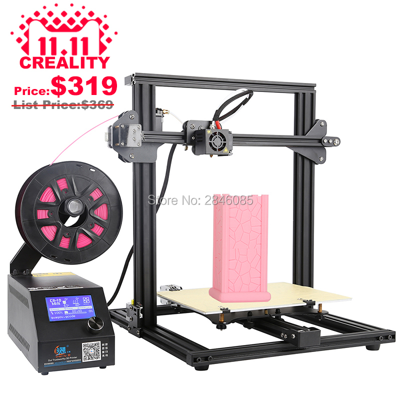 CREALITY 3D Official Store 3D Printer CR 10 Mini Big Print