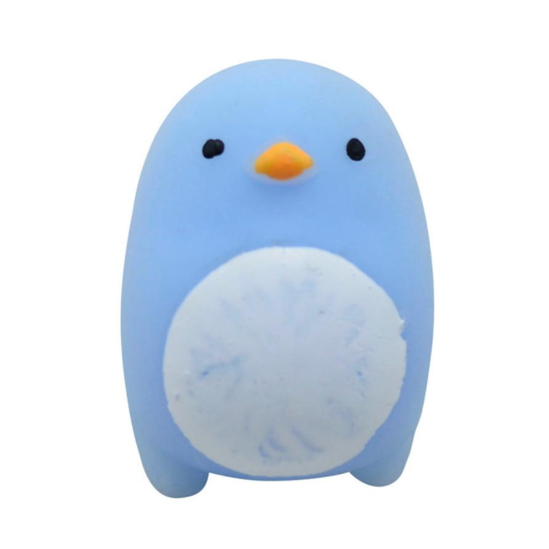 Cute Mochi Squishy Cat Squeeze Healing Fun Kids Slime toys Autism toys Toys for children Kawaii Toy Stress Reliever Decor