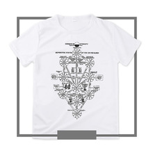 Evangelion Style Cotton T-Shirt