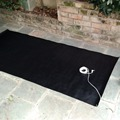 earthing mat  Ground Smart Earthing Mat Black Technology Universal Grounding Earthing Universal Mat 600*1800mm