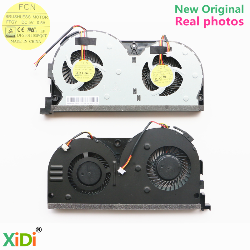 все цены на NEW Original CPU FAN FOR LENOVO Y50 Y50-70 Y50-70AF Y50- 80 CPU COOLING FAN онлайн