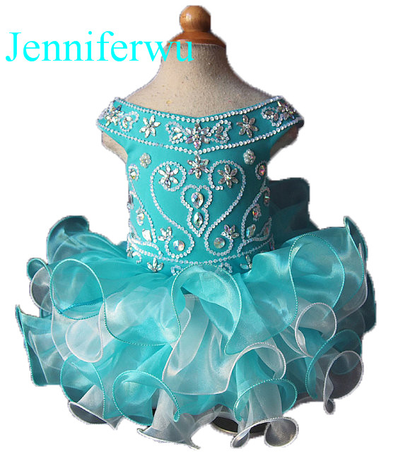 15 color available  infant and toddler girl formal dress baby girl party dress prom clothes 1T-6T G092-1 glitz baby and toddler girl formal dress girl party dresses girl brand clothes and 1t 6t g284 2