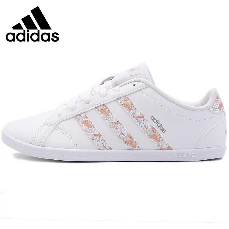 zapatos adidas neo mujer white