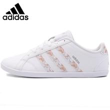 Original New Arrival Adidas NEO CONEO QT Women's Skateboarding Shoes
