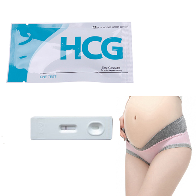 Pregnancy-Urine Test-Strips-Kit Adult-Products Female Private Early Midstream 1/3/5pchome