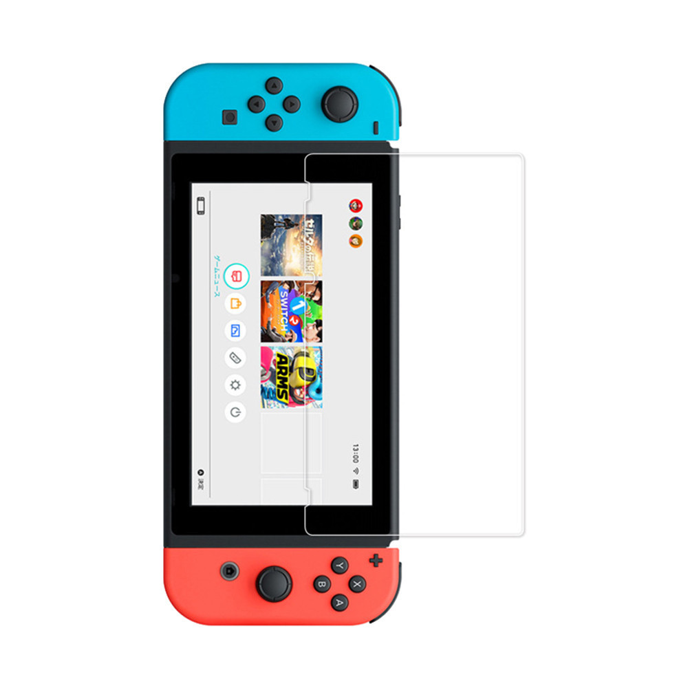 Image 2 - 2 Pack Soft HD Clear TPU Screen Flim Protectors For Nintend Switch Gamer Games Gaming Machline anti scratch Hard  Screen Films-in Screen Protectors from Consumer Electronics