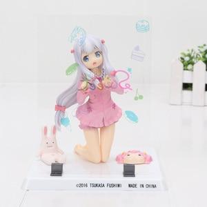 Image 1 - 14 センチメートル 18 センチメートルアニメ Eromanga 先生フィギュア泉 Sagiri 甘い Ver アクションフィギュア玩具モデルコレクション