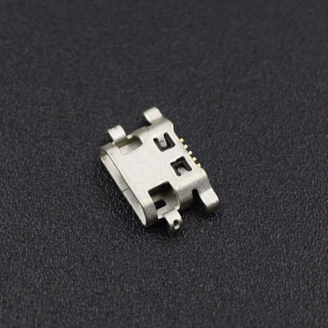 10 sztuk Micro USB 5pin B typ żeńskie złącze dla huawei Lenovo telefon Micro USB łącze typu jack 5 pinowe gniazdo ładowania