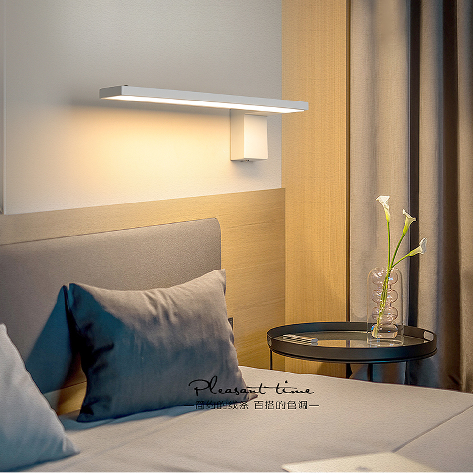 Led wall lights 12W Surface Mounted Wall Lamp AC90 265V High Power Led Modern Home Sconce Lighting Indoor Living room Bedroom LED Indoor Wall Lamps     - title=
