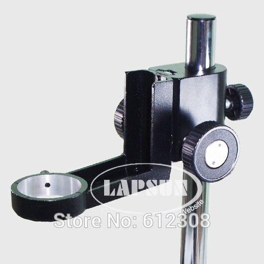 50/25 ミリメートル調節可能なスタンドホルダーリング列ヘビー単眼ギアズームビデオ金属ステレオ顕微鏡部分支持アーム 10A  グループ上の ツール からの 顕微鏡 の中 1