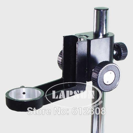 50/25 мм регулируемый держатель для стойки кольцо тяжелого Колонка Монокуляр Шестерни зум Видео металлические стерео микроскоп часть Поддержка Arm 10A