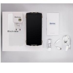 """Image 5 - Blackview BV6800 Pro 4GB + 64GB 5.7 """"étanche Smartphone 18:9 écran 6580mAh Android 8.0 sans fil charge téléphone portable"""