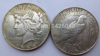 90% silver Date 1964 D peace Dollars copy coins High Quality