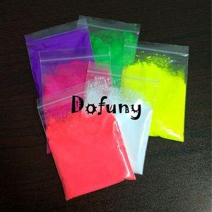 Image 2 - 20 г неоновая пудра флуоресцентный пигмент лак для ногтей фосфорный порошковый флуоресцентный, не светящийся в темноте порошок для макияжа DIY мыло