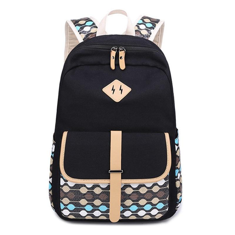 2018 New College Lovely Style School Bags Backpack For Women Teenage Girls Feminina Backpacks Mochila Escolar Women Lady Bag цена 2017