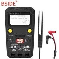 BSIDE ESR02PRO Digital Transistor SMD Components Test Multimeter Capacitance Diode Triode Inductance Multimeter ESR Tester