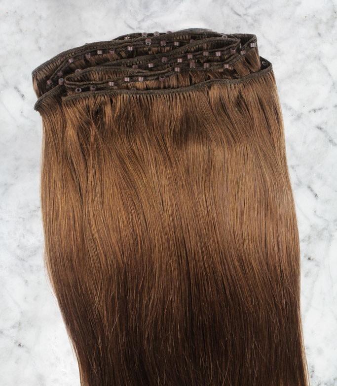 Indian Remy Hair Micro Bead Hair Weft Ez Hair Weft Human