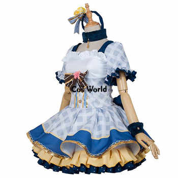 Love Live School Idol Project Minami Kotori Flower Bouquet Dress Uniform Outfit Anime Cosplay Costumes