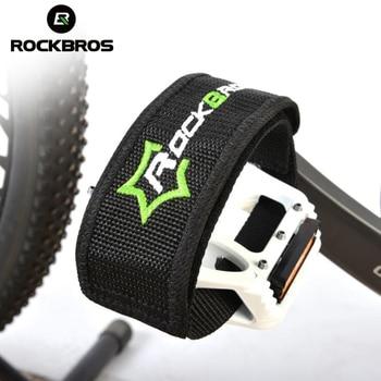 ROCKBROS Ciclismo MTB bicicleta ultraligera pedales de bicicleta cubierta de boca de...
