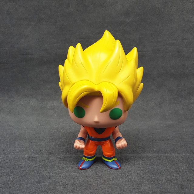 Dragon Ball Z Small Action Figure