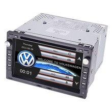 7 «Сенсорный экран dvd-плеер автомобиля для VW Golf 4 DVD gps Sharan T4 Passat B5 с 3g gps Bluetooth радио может автобус SD USB Бесплатная gps карта
