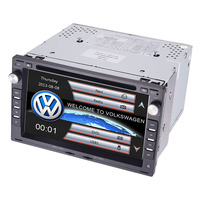 7Touch Screen Car DVD Player for VW Golf 4 DVD GPS Sharan T4 Passat B5 with 3G GPS Bluetooth Radio Can bus SD USB Free GPS Map