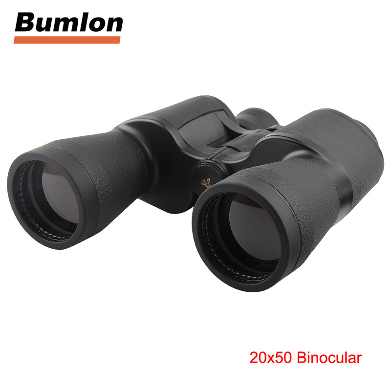 20x50 Binocular HD Low Light Night Vision Telescope For Outdoor Sports Hunting for Camping Mountaineering Hiking HT38-0005 original yukon 25024 night vision binocular tracker rx 2x24 to 3 5x40 hunting night vision binocular with doubler